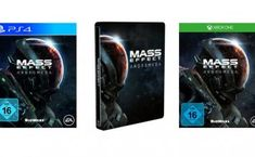[Vorbestellen]  Mass Effect: Andromeda- Steelbook Edition (exkl. bei Amazon.de)  [PlayStation 4 und Xbox One]