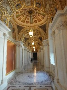 Library of Congress! GORGEOUS!!