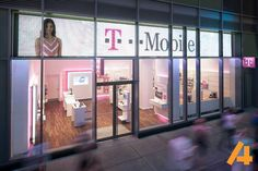 Remember that time we went to New York City and photographed T-Mobile's new flagship store? This shot was captured from the top of a double deck bus it cost me $50 to get the driver to wait on us but well worth the money and a huge thank you to Adam for somehow flagging all the reflections off the windows! #AlistairTuttonPhotography #KansasCity #architecture #photography #t-mobile #nyc #architecturalphotography