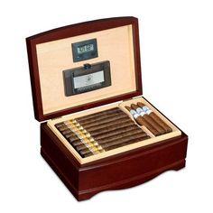 American Chest Washington Cigar Humidor