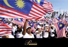 Selamat Menyambut Hari Kemerdekaan Ke-59 #sehatisejiwa from Peninsula Residence All Suite Hotel