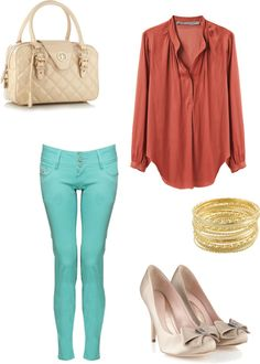"""Artsy"" by emily-cromwell on Polyvore"