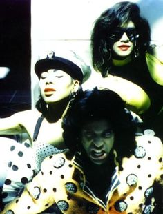 Classic Prince | 1988 Lovesexy - Odd photo session at Paisley Park with Cat and Sheila E.