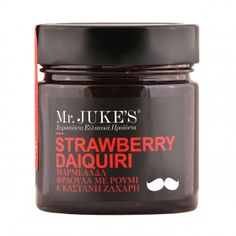 When stawberry daquiri becomes a jam. Ideal for cheesecakes, ice-cream toppings even your cocktails!!!