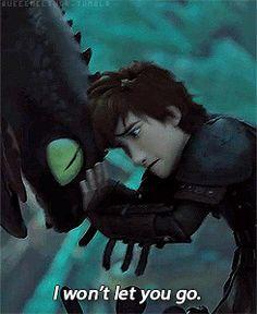 """""""Je ne te laisserai pas tomber"""" *~* c'est trop beau~"""