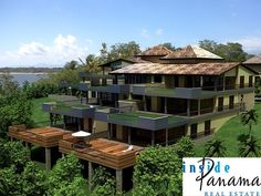 This breathtaking building has 14 amazing condos in it. Imagine living beach front in Boca Chica which is in the province of Chiriqui. This is the perfect building for the laid back life style! Let Inside Panama help you find your next home! www.insidepanamarealestate.com