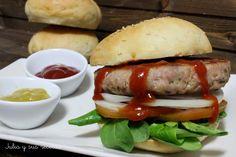 5 Recetas de hamburguesas caseras que te harán triunfar | Cocinar en casa es facilisimo.com