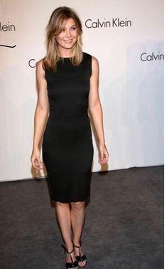 Ellen Ellen Pompeo, Calvin Klein, Actresses, Mom, Beautiful, Black, Fashion, Female Actresses, Moda