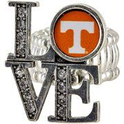 Tennessee Volunteers Womens Love Stretchy Ring
