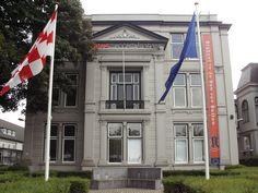 Voormalige ambachtsschool. Natuurmuseum, Tilburg