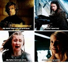 The fathers of Westeros ~ Best Of Game Of Thrones