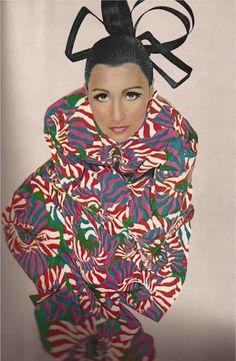 Horst, Harper's Bazaar, février 1967