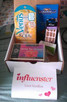My Influenster Love VoxBox!