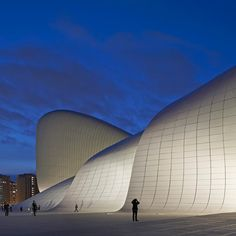 Zaha Hadid's Heydar Aliyev Center