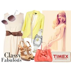 Spring Weekender., created by theedeandrab on Polyvore