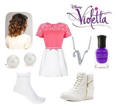 """Ven Y Canta Outfit #1"" by theodora2707 on Polyvore"
