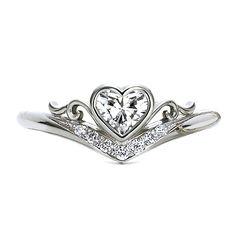 """永遠の愛を誓う瞬間に花嫁が身に着けている""""ティアラ""""を表現。いつまでも結婚式の幸せを忘れないふたりでありますように。 K.uno is a jewelry brand in Japan. We create bridal, fashion as well as custom made jewelry. ◆HP→http://www.k-uno.co.jp/ ◆MAIL→k-uno@k-uno.co.jp"""