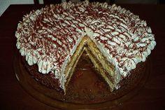 Τυραμισού 'το διαφορετικό '!! Greek Sweets, Greek Desserts, Greek Recipes, Cheesecakes, Nutella, Tiramisu, Cooking Recipes, Chocolate, Ethnic Recipes