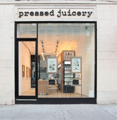 Pressed Juicery opens its first NYC location.
