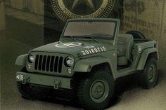 Great Jeep Wrangler Ww2