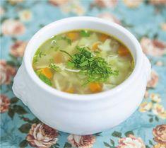 Quem ama sopa?! Com esse friozinho é pedida certa! Essa receita é sucesso aqui em casa e espero que vocês amem também! É uma ótima opção pra quem quer diminuir os carboidratos do jantar e assim dar…