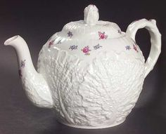 SpodeForget Me Not (Bone China) at Replacements, Ltd
