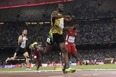 Usain Bolt champion du monde du 200m à Pékin (vidéo) | Omnisports - lesoir.be