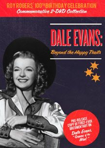 Frances Octavia Smith was born in Uvalde.  Better known as Roy Rogers' 3rd wife, Dale Evans.