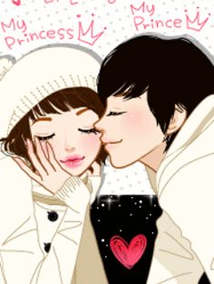 Resultado De Imagen Para Parejas De Amor Animadas Drawings