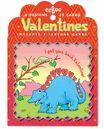 eeBoo Dinosaurs Valentines Cards $5.95 http://www.geniusbabies.com/eeboo-dinosaurs-valentines-cards.html