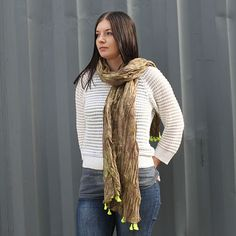 Ancient Wisdom - Wholesale Gifts UK - - Ancient Wisdom - Wholesale Giftware and Aromatherapy Supplier Cotton Scarves, Cotton Texture, How To Attract Customers, Summer Scarves, Indian Summer, Weather Conditions, Tassels, Most Beautiful, Teal