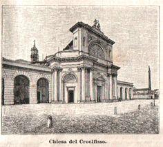Crocifisso Church, Como 1888