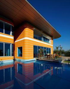 Turuncu Ev, Yazgan Mimarlık Tasarım