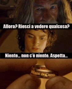 I don't know what it said all I needed to know was the made in China part😂 Funny Images, Funny Photos, Italian Memes, Funny Test, Funny Pins, Super Funny, Funny Moments, Best Memes, The Hobbit