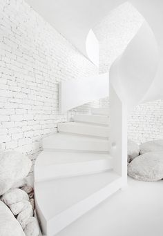 #spiral staircase