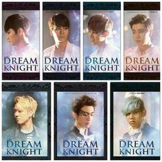 got7 dream knight - Google Search