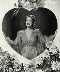 My Love Of Old Hollywood: Happy Valentine's Day from My Love of Old Hollywood