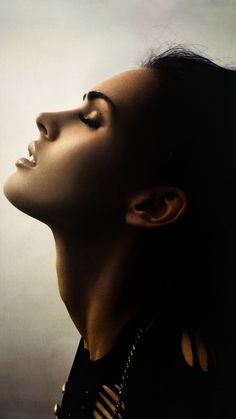 Rostro de Megan Fox