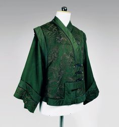 Paul Poiret, circa 1905   CHINESE JACKET