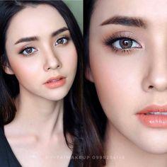 make up looks natural asian Asian Wedding Makeup, Asian Eye Makeup, Natural Eye Makeup, Wedding Hair And Makeup, Korean Makeup, Asian Makeup Tutorials, Makeup Tips, Makeup Goals, Makeup Ideas