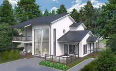 Lakka - kivitalo Shed, Outdoor Structures, House, Home, Backyard Sheds, Haus, Coops, Barns, Houses