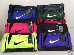 NIKE BRASILIA 6 SMALL DUFFEL BAG  Nike  Duffel  Bag  Gym  Bags 60dfc22bd45f1