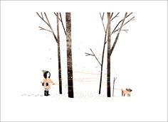 Extra Yarn page 4b (Tangled), Jon Klassen