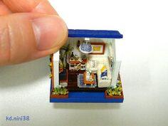 2018.04 Miniature Dollhouse Scale 1/50 ♡ ♡ By kd mini
