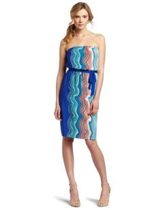 Trina Turk Women's Ios Wave Print Dress, Deep Sea, Trina Turk, http://www.amazon.com/dp/B0065CVNKS/ref=cm_sw_r_pi_dp_MQiPpb19KEJ87