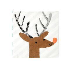 SALE  Reindeer Napki