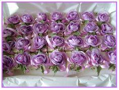 Baby Girl - Composizioni con fiori lilla