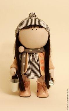 Лили - интерьерная кукла,авторская ручная работа,текстильная кукла,подарок девушке