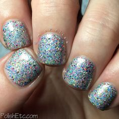 Glam Polish - It's All A Dream Alice Collection - McPolish - The Best Futterwacken in All of Witzend