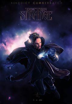 Doutor Estranho - Divulgada nova imagem dos bastidores do filme! - Legião dos Heróis